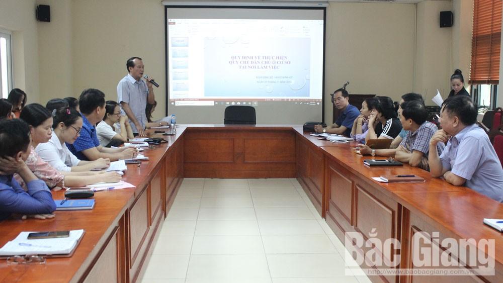 Phổ biến một số nội dung sửa đổi Nghị định của Chính phủ liên quan đến người lao động